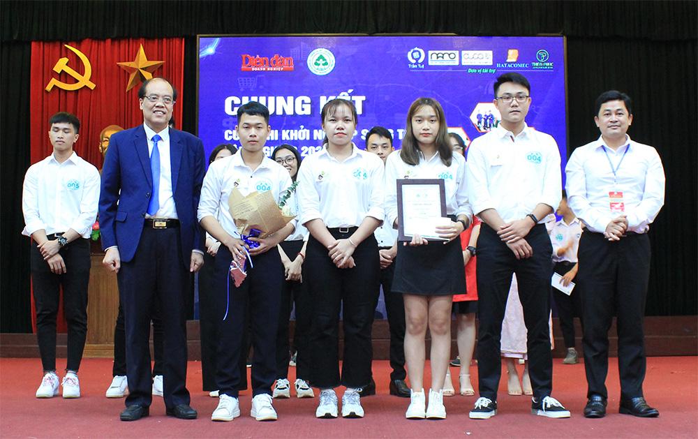Chung kết cuộc thi Khởi nghiệp sáng tạo Lâm nghiệp và Tổng kết hoạt động Khoa học Công nghệ sinh viên Trường Đại học Lâm nghiệp năm học 2019 – 2020