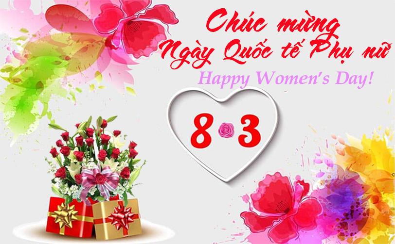 Kỷ niệm 111 năm ngày Quốc tế Phụ nữ (8/3/1910 – 8/3/2021)