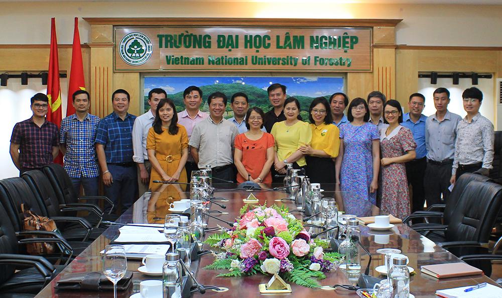 Hội thảo quốc tế: Đánh giá hệ thống rừng đặc dụng Việt Nam trong bối cảnh quốc tế